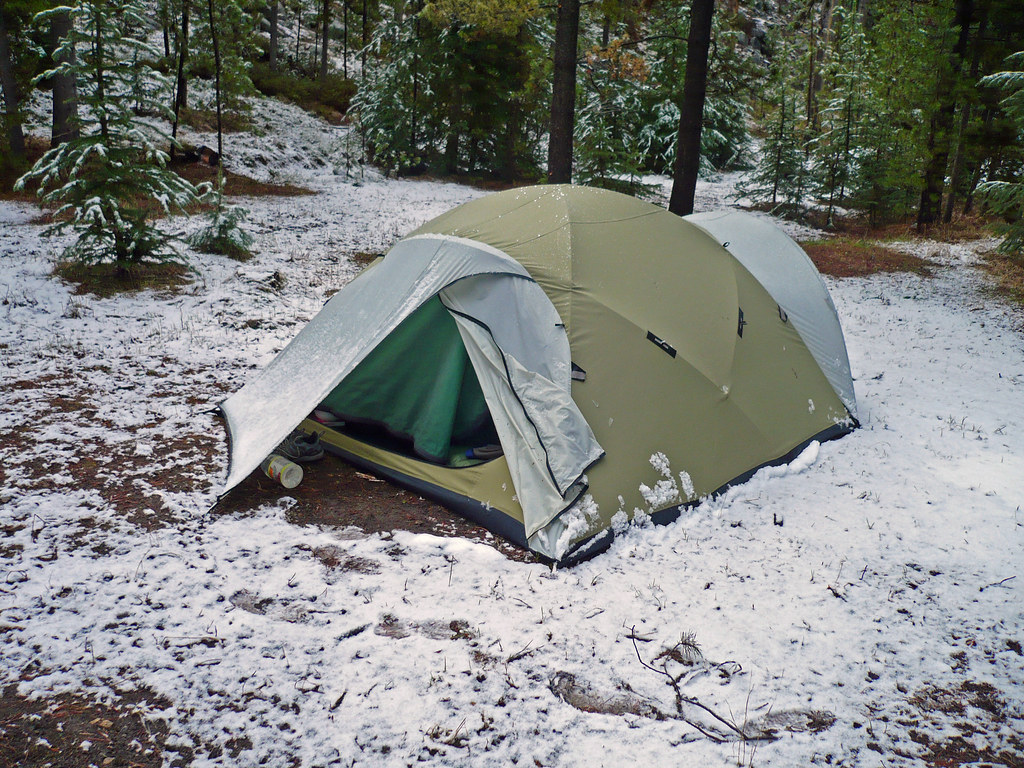 ... bibler bombshelter tent | by CT Young & bibler bombshelter tent | The classic mountain shelter--thisu2026 | Flickr