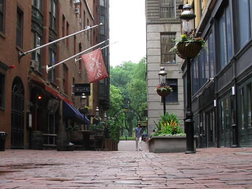 Boylston Place | by AntyDiluvian