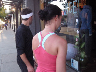 Run Yoga Fusion Class at lululemon West 4th | by Carolyn Coles