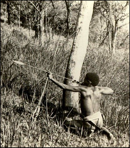 A NEGRITO HUNTING WILD BOAR --- A Mighty Warrior of the Philippines | by Okinawa Soba (Rob)
