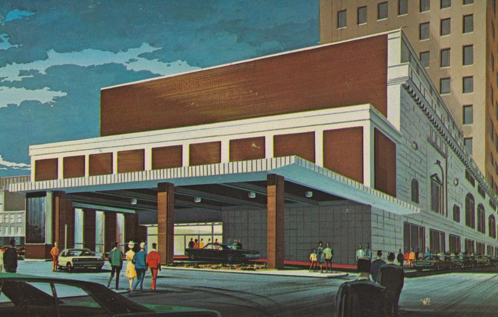 The New Commodore Perry Motor Inn - Toledo, Ohio