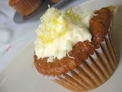 Bill's Big Carrot (cup)Cake - Dorie Greenspan's Recipe | by Amanda_Lwh