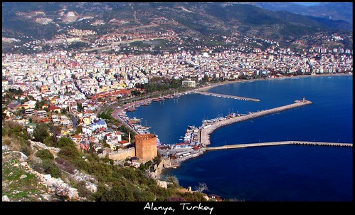 Alanya, Turkey | by Ozgurmulazimoglu