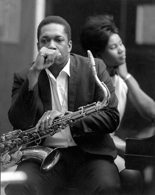 John coltranes contribution to jazz music during the 1960s