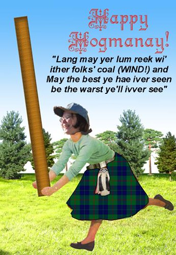 Happy hogmanay so this year i had to modify the tradition flickr happy hogmanay by megloops can i garden yet m4hsunfo