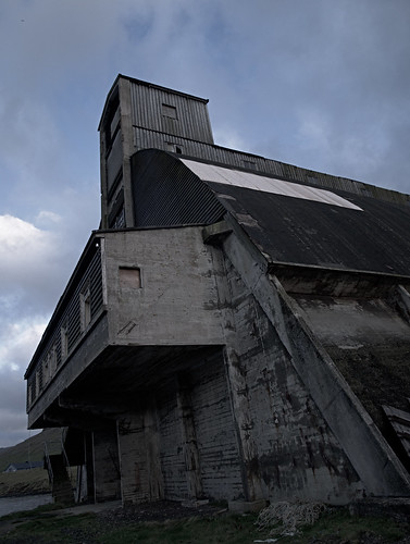 Drelnes salt silo | by Jan Egil Kristiansen