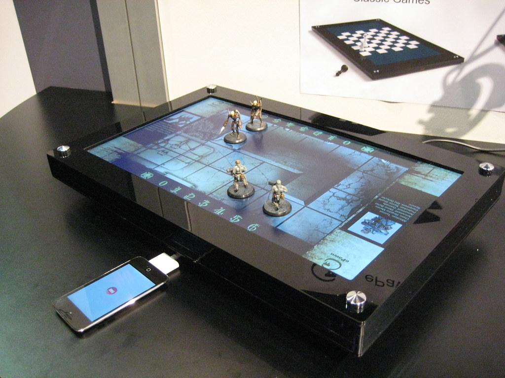 EPawn E Epawn Epawn Flickr - Digital board game table
