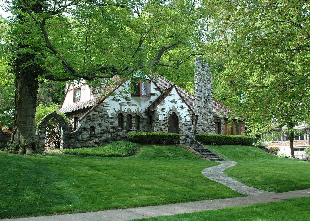 Stone Tudor House stone tudor house - home design