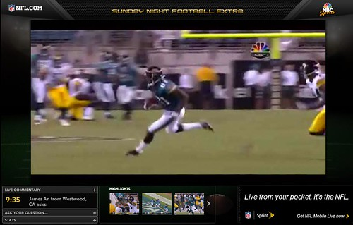 NFL Sunday Night Live -  Zoom | by Dave__R