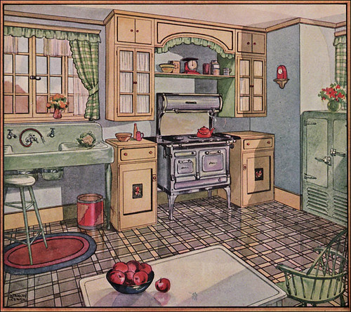 1928 kitchen in american home here 39 s my new favorite for E kitchen american cambodia