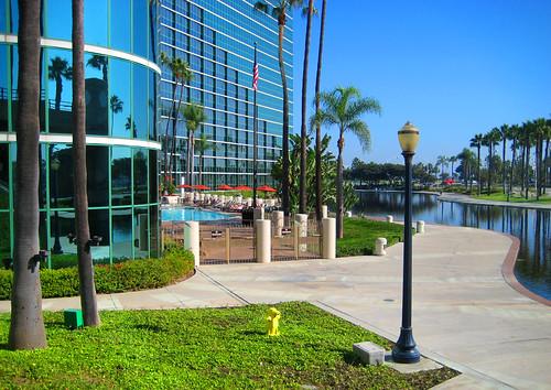 Hotel Hyatt Long Beach California