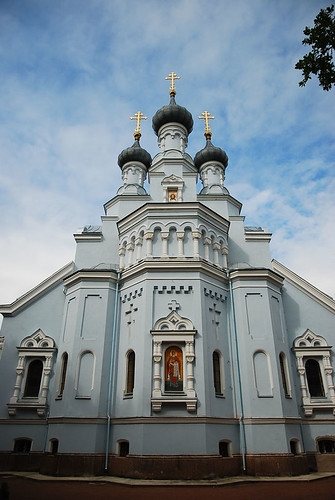 The Cathedral of the Icon of Vladimir God's Mother | by Osdu