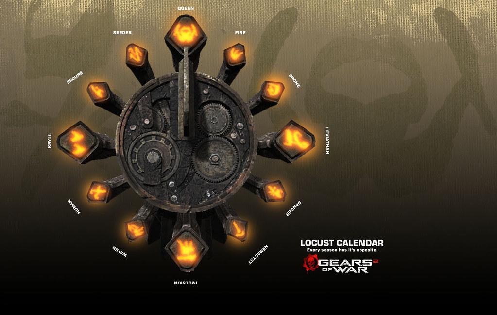 Gears Of War 2 Art Flickr