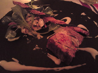 Le Gaigne: Terrine of veal tail and sweetbreads | by clotilde