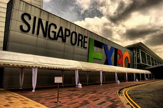 Singapore EXPO | by nattu