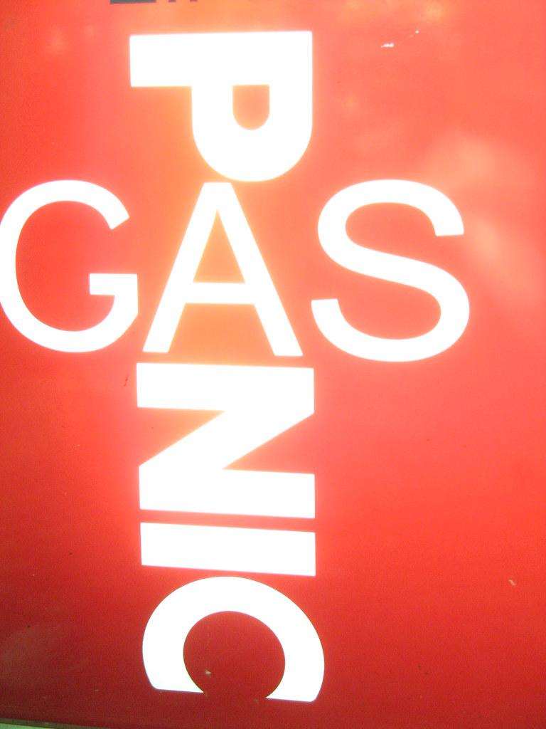 gas panic tokyo