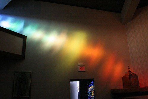 Rainbows in Church | by Orin Zebest