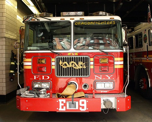 e009e fdny dragon fighters engine 9 chinatown new york flickr. Black Bedroom Furniture Sets. Home Design Ideas