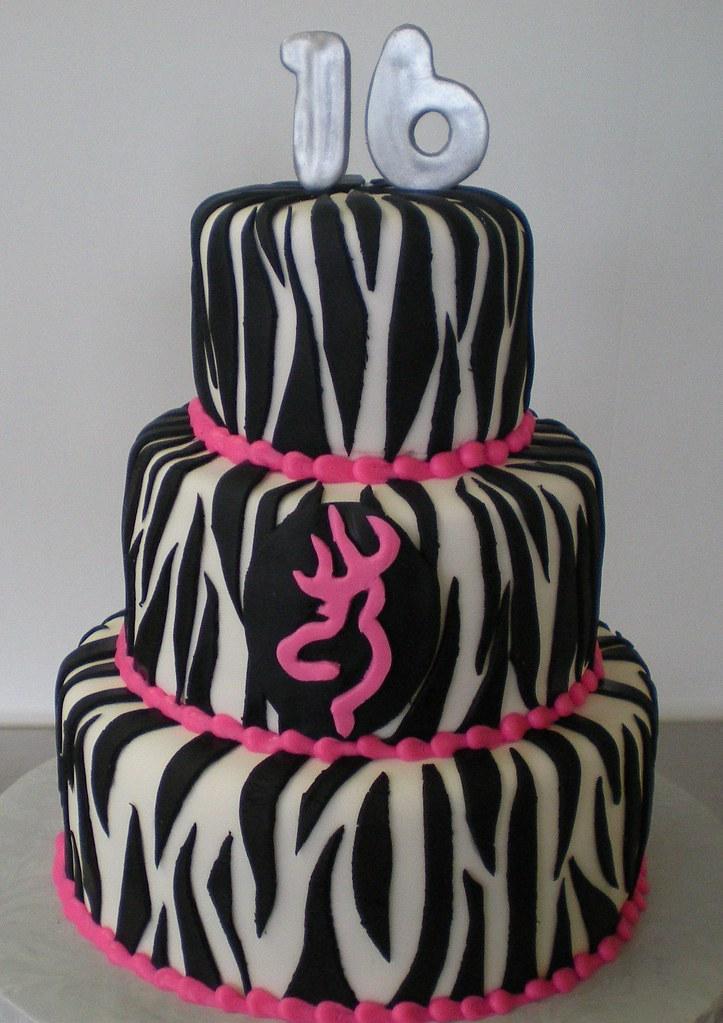 Pink Zebra Browning