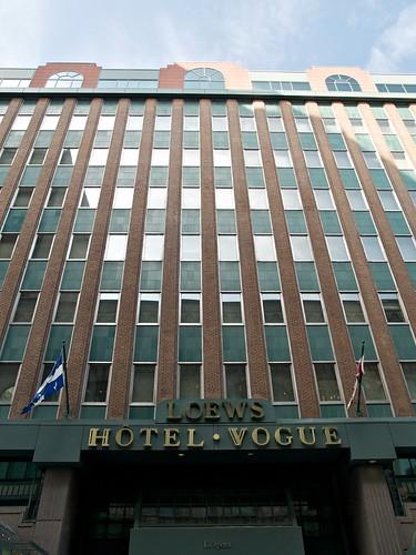 Loews Hotel Vogue Montreal Spa