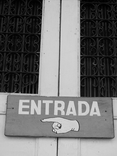 Entrada | by The Hungry Cyclist