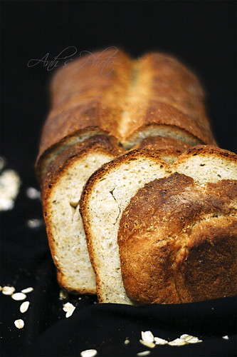 Honey Whole-wheat Bread | by anhsphoto_busy!!