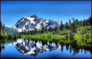 Mt. Shuksan | by ArrynBlue