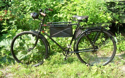 german infrantry fahrrad nsu wwii nice detail photo. Black Bedroom Furniture Sets. Home Design Ideas
