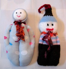 Saw & knit dolls | by AdiLee1