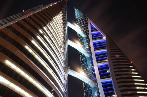 bahrain wtc | by Armand Tingle