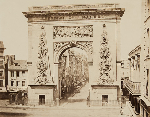 Porte Saint-Denis, no. 20 | by Museum of Photographic Arts Collections
