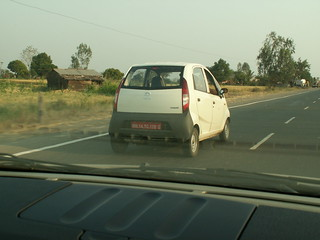 Tata Nano On Highway | by Ravi Dixit