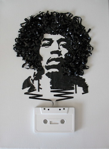 Ghost in the Machine: Jimi Hendrix | by iri5