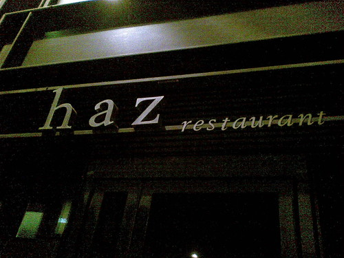 Haz Restaurant  Bishopsgate London Ecn Aw