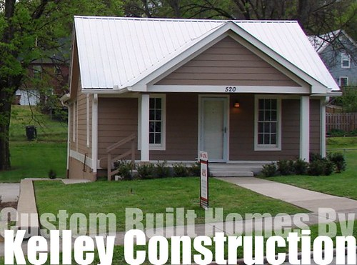 Custom built homes by kelley construction custom built for Custom build house online