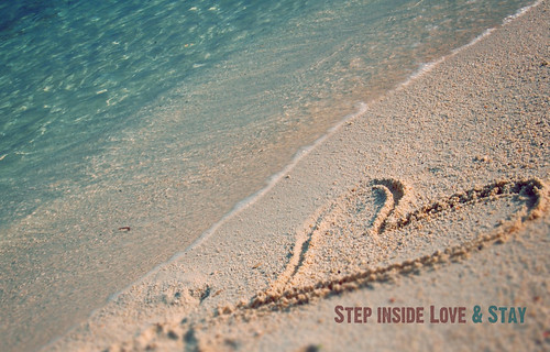 Step inside love and stay | by gchic