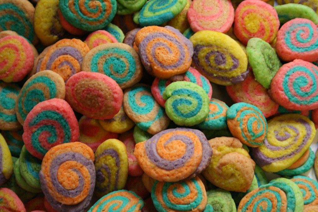 Resultado de imagen para galletitas de colores