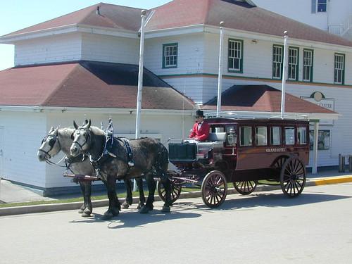 Horse Jobs On Mackinac Island