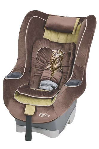 Graco Myride  Convertible Car Seat Ashbury