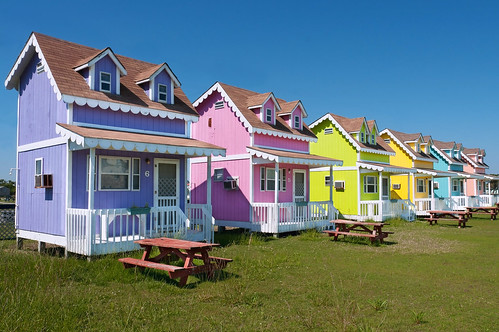 Hatteras Cottages | by Sky Noir
