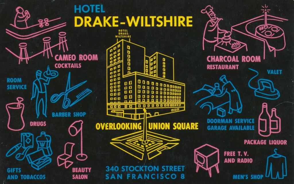 Hotel Drake - Wiltshire - San Francisco, California