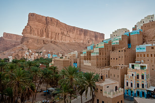 traditional village to Wadi Dawan-Hadhramaut-yemen-حضرموت | by anthony pappone photography