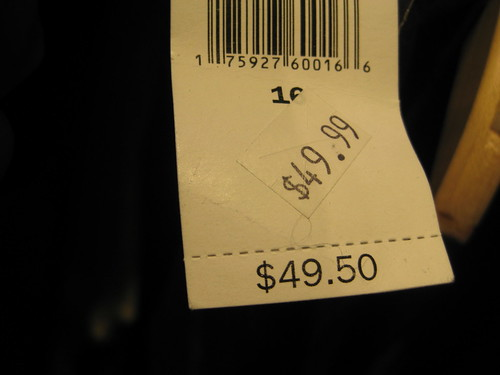 "Does ""sale"" mean lower prices or does it mean ""get outta here""? 