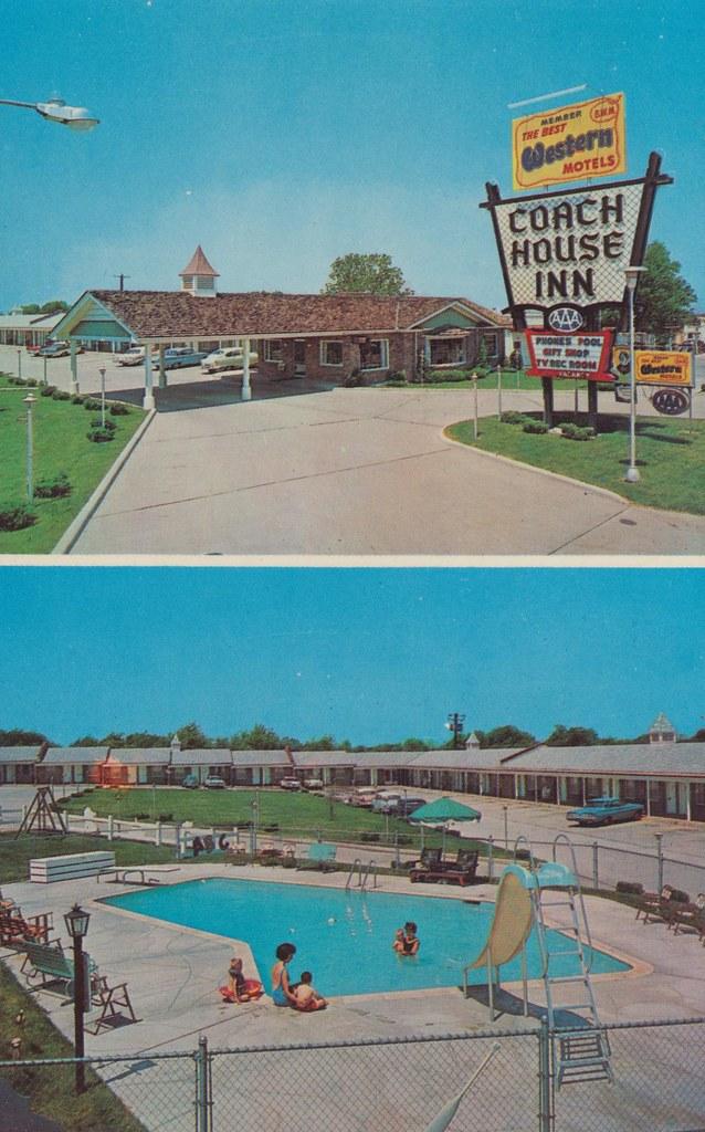 Coach House Inn - Springfield, Missouri