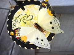 butterfly gift tags | by kings&Queens