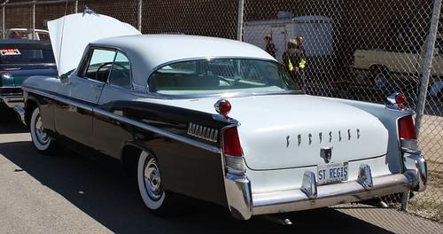 1956 chrysler new yorker st regis 2 door hardtop richard for 1956 chrysler new yorker 4 door