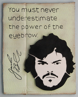 Favourite Celebrity Quote no. 611 - Jack Black | by id-iom