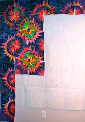 4th of July progression | by Canton Village Quilt Works ~ Jackie