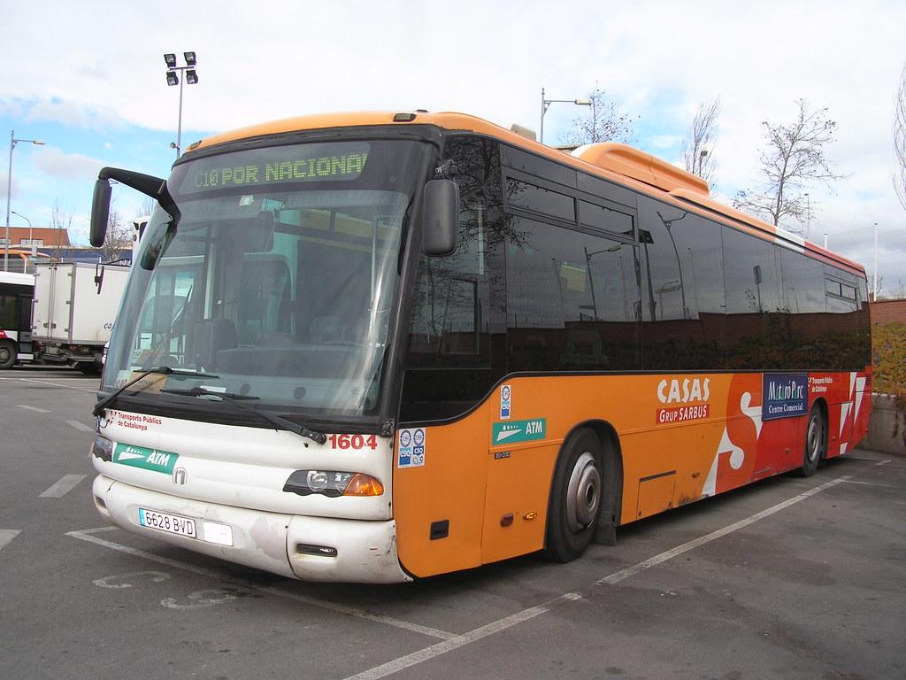 autobus de l'empresa casas de mataró (barcelona) | xmaluquer | flickr