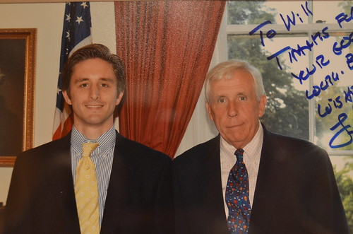 Will Marlow and Congressman Frank Wolf, my former boss | by WilliamMarlow